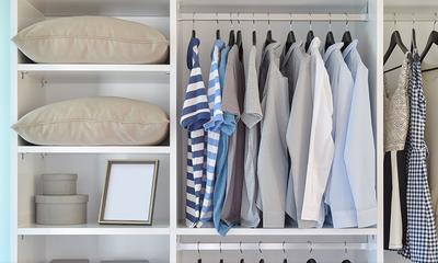 Wie man schimmelgeruch aus kleiderschränken entfernt