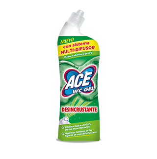 ACE WC Gel desincrustante