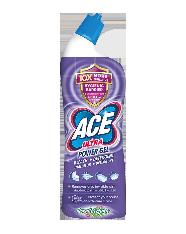 ACE Ultra Power Gel Floral Perfume