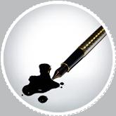 mürekkep ve tükenmez kalem lekesi çıkar