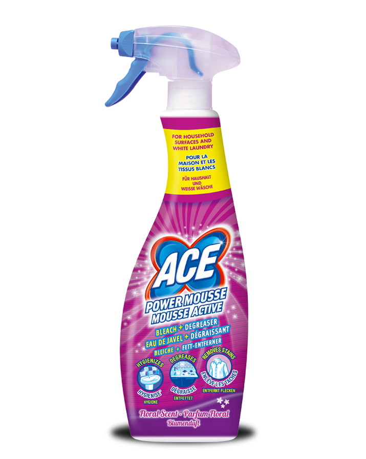 ACE Spray Mousse Active
