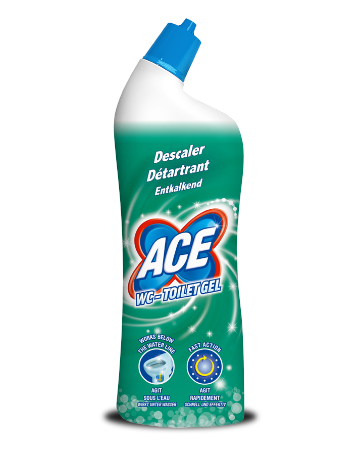 ACE WC Gel Détartrant