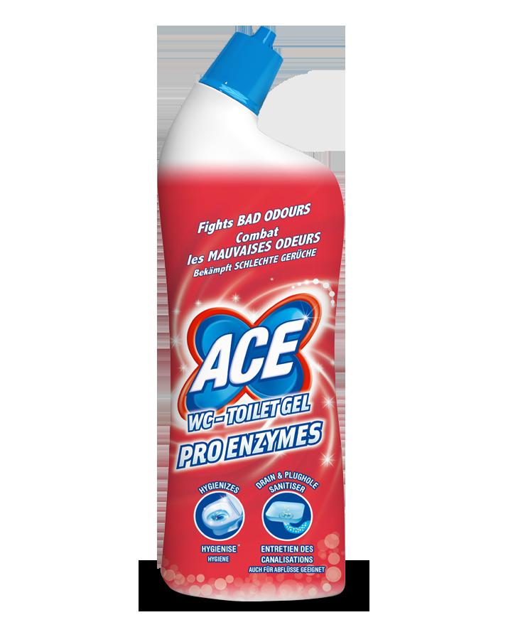 ACE WC Gel Pro Enzymes