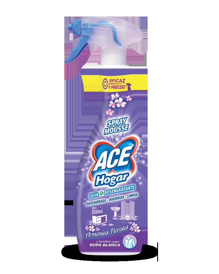 ACE Hogar Spray Mousse Armonías Florales