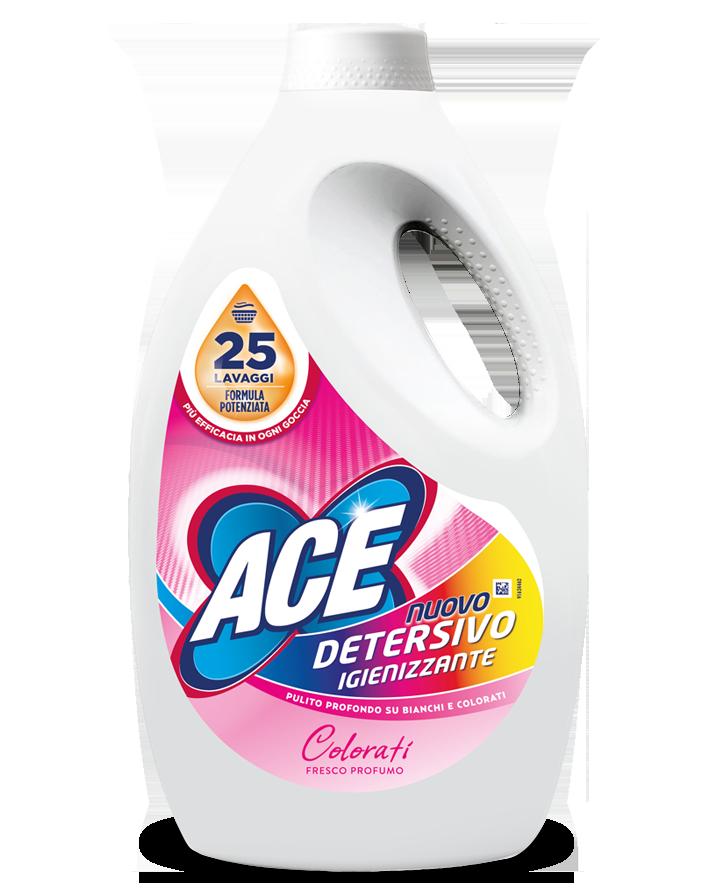 ACE Detersivo Liquido Colorati