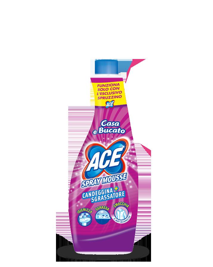 ACE Spray Mousse Ricarica
