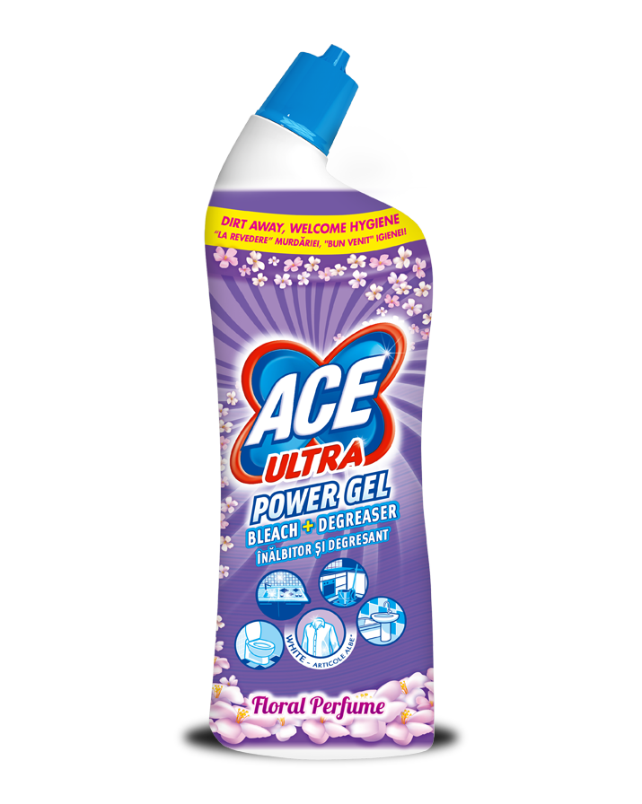 ACE Ultra Power Gel Floral Perfume
