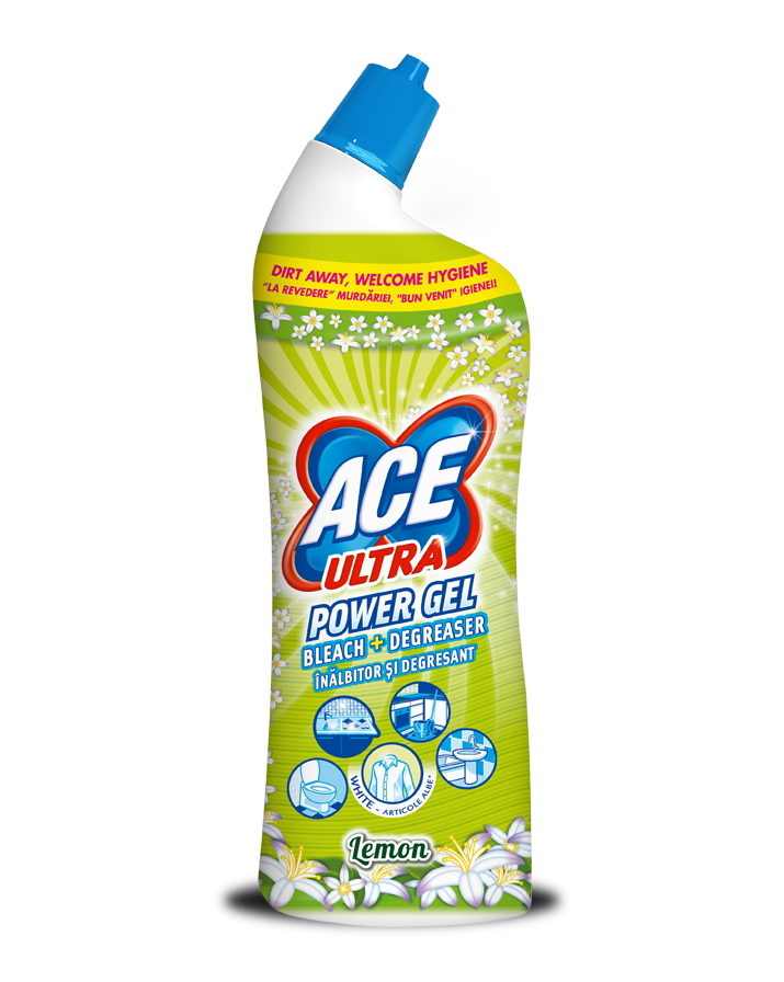 ACE Ultra Power Gel Lămâie
