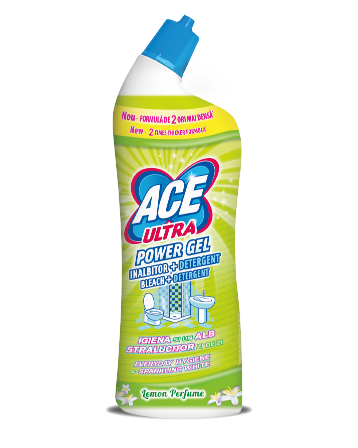 ACE Ultra Power Gel Lemon