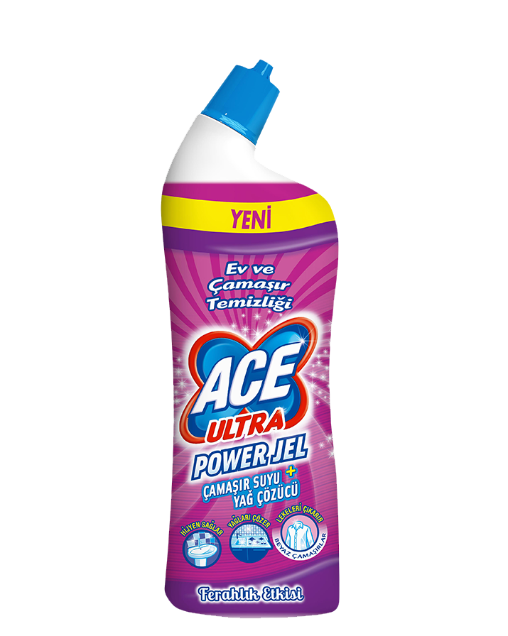 ACE Ultra Power Jel Ferahlık Etkisi