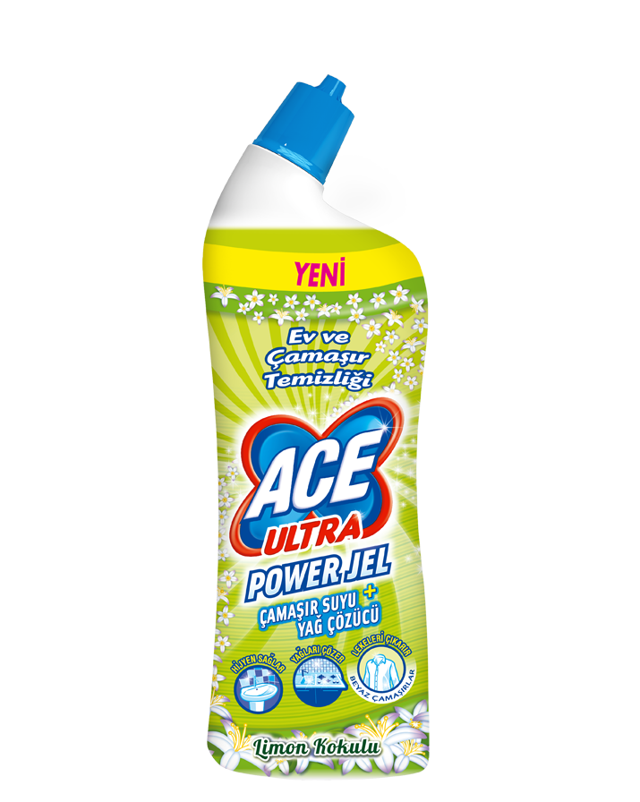 ACE Ultra Power Jel Limon Kokulu