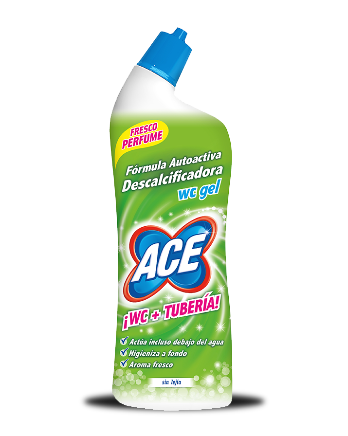 ACE WC Gel Fórmula Descalcificadora
