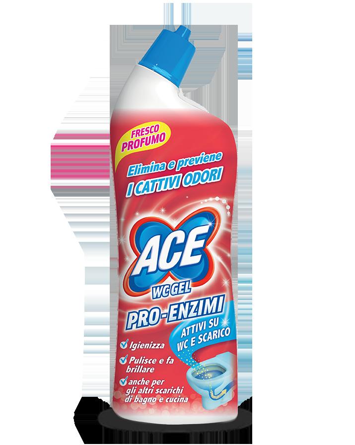 ACE WC Gel Pro-Enzimi igienizzante