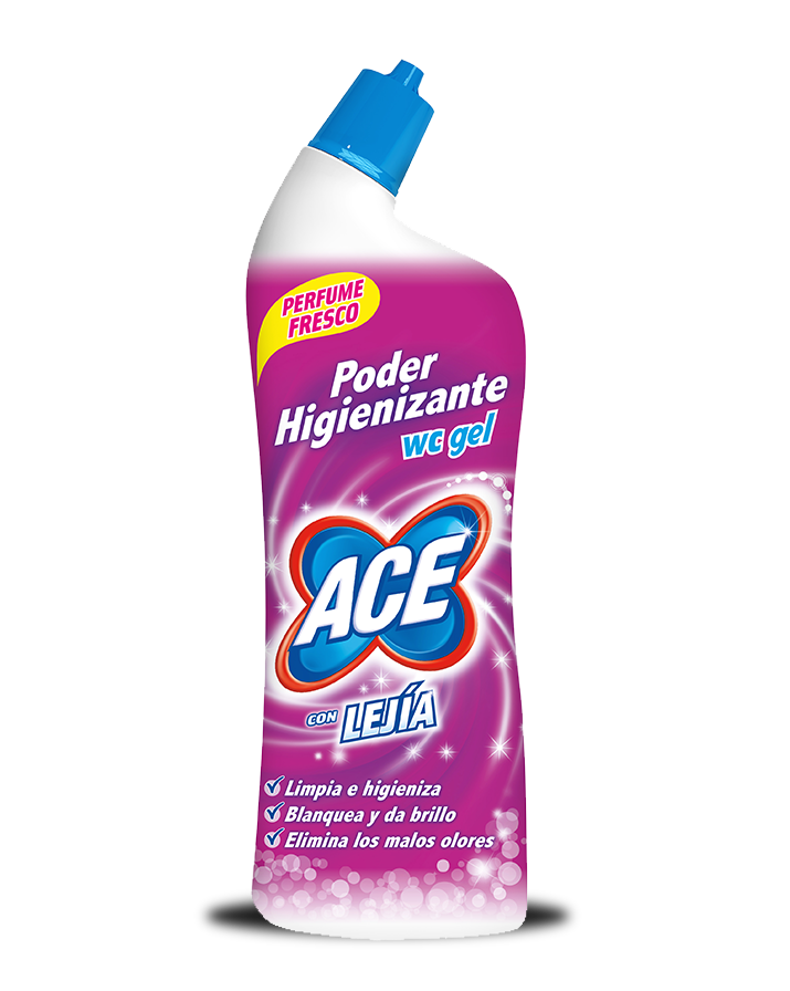 ACE WC Gel Poder Higienizante