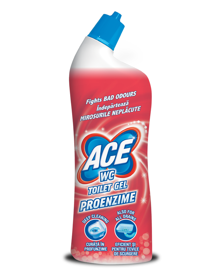 ACE WC Toilet Gel ProEnzime