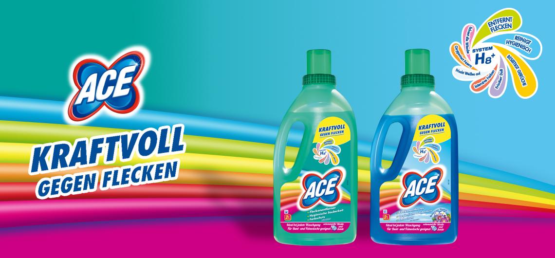 Gründliche Sauberkeit für Bunt- und Feinwäsche bei jeder Wäsche