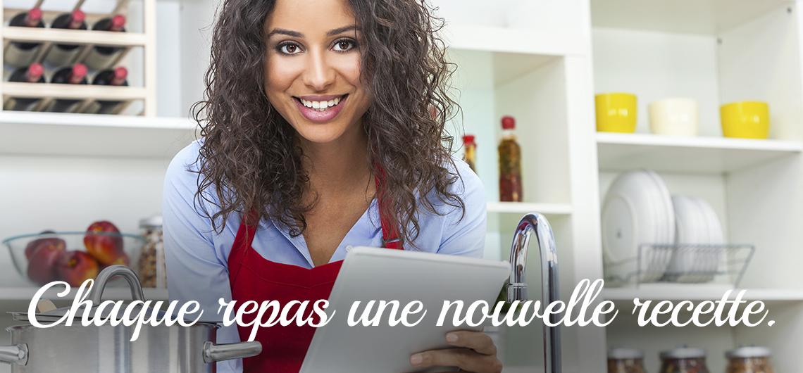 Laissez-vous inspirer par votre cuisine, ACE pense à la propreté