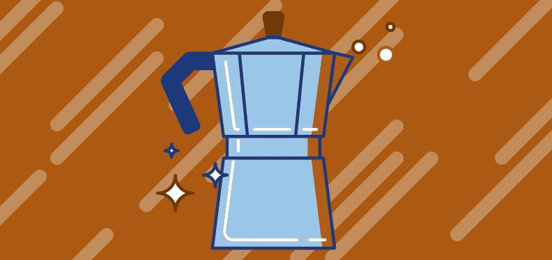 Pete de cafea