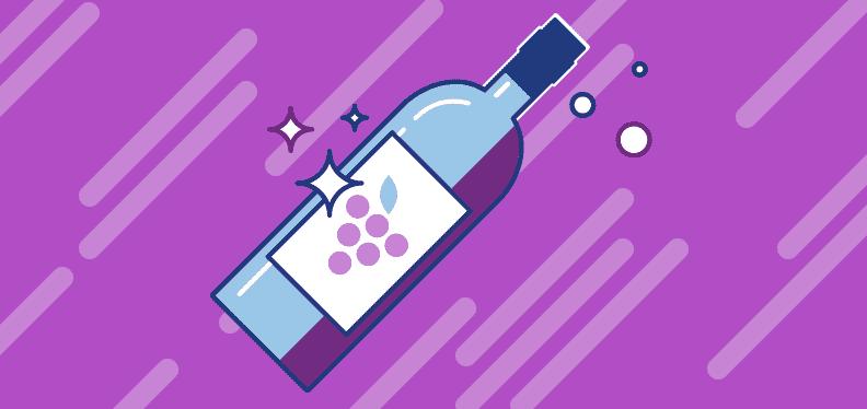 Pete de vin