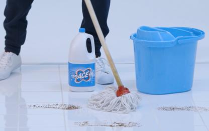 Come pulire i pavimenti tutorial - Sbiancare fughe piastrelle ...