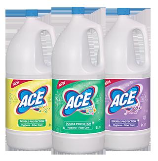 ACE Înălbitor Parfumat