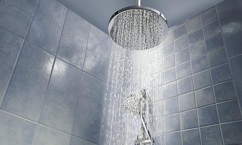 Duşakabin nasıl temizlenir